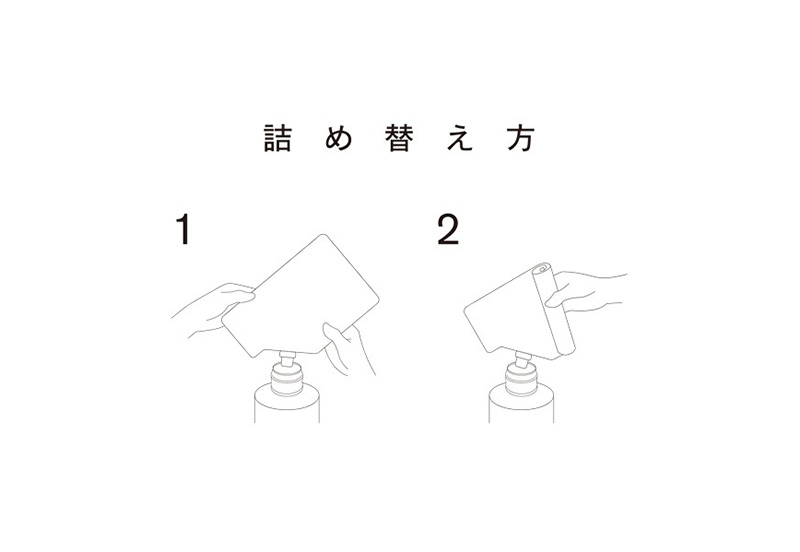 THE (ザ) 詰め替え用 日本製 衣料用漂白剤 The Stain Remover 詰替用 200ml入