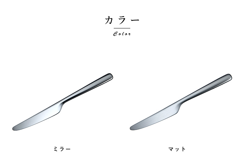 THE (ザ) 大人のナイフ ステンレス ナイフ 箱付き