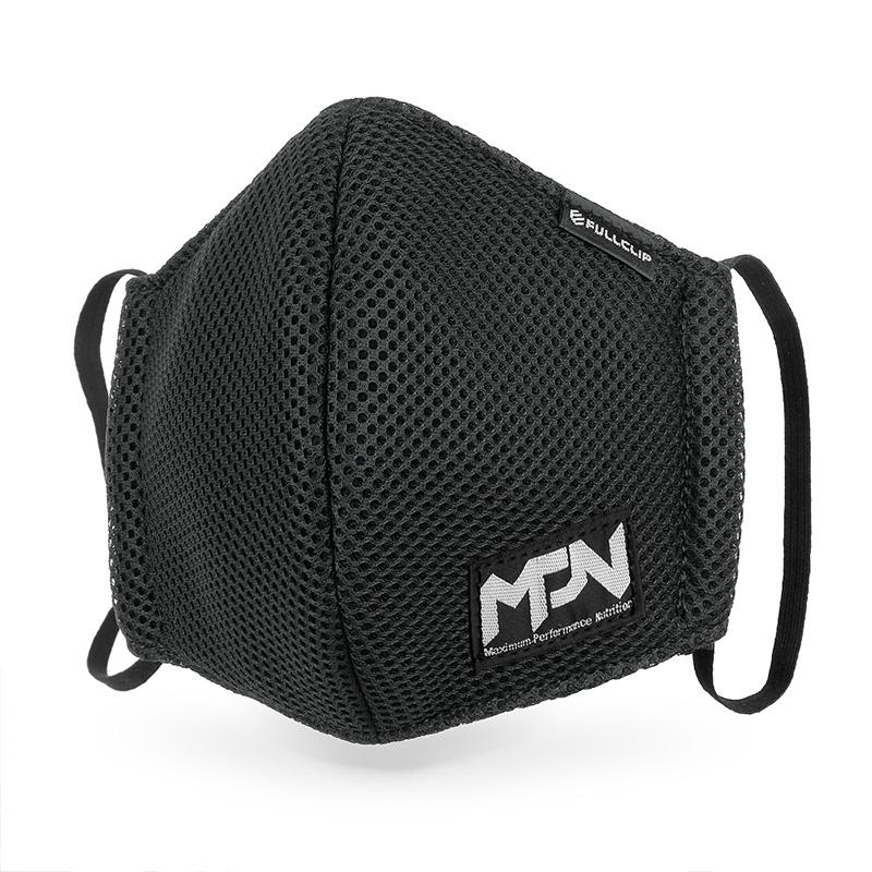 MPNスポーツマスク(レギュラー/ブラック)