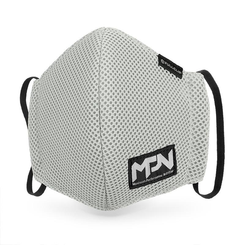 MPNスポーツマスク(レギュラー/グレー)