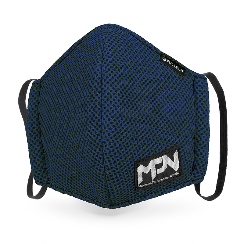 MPNスポーツマスク(レギュラー/ネイビー)