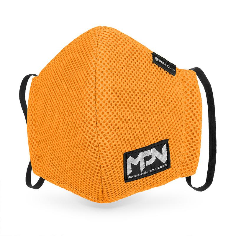 MPNスポーツマスク(レギュラー/オレンジ)