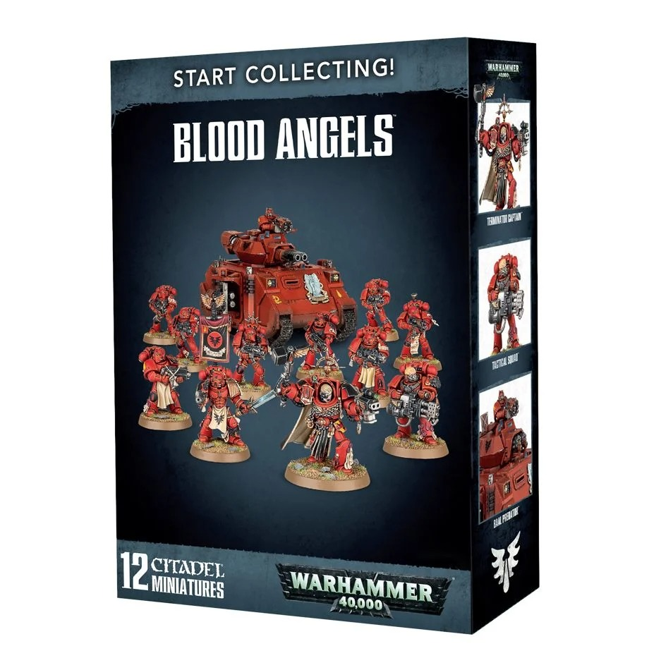 [お取り寄せ商品]START COLLECTING! BLOOD ANGELS