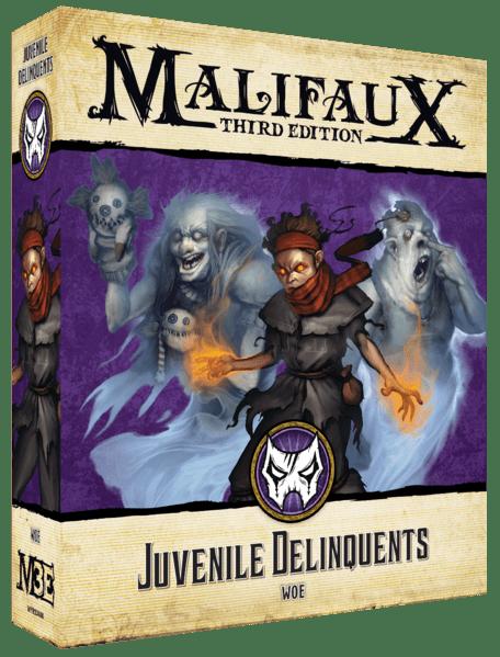 [Malifaux 3E]JUVENILE DELIQUENTS[予約商品]