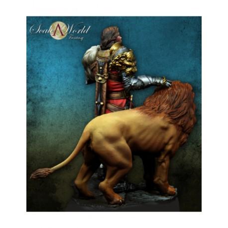 KEYNAN, KING OF LIONS[NEW200225]