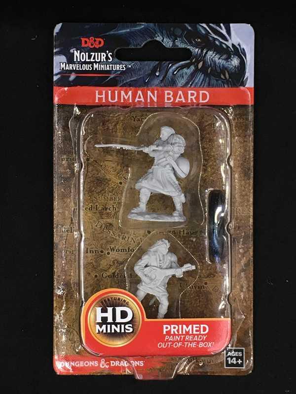 HUMAN BARD