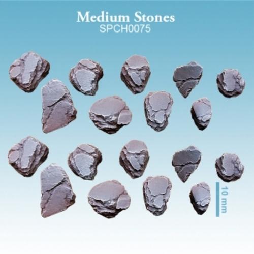 Medium Stones