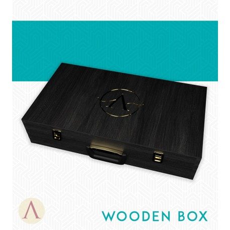 LUXURY WOODEN BOX[即納可能]