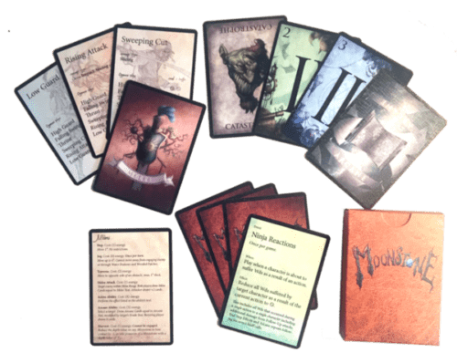 Moonstone Two Player Starter Set MS-SS002