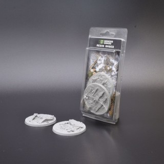 Rocky Fields Resin Bases Round 60mm (x2)