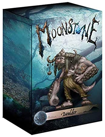 Moonstone Boulder the Troll MS-BG002