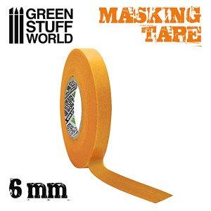 Green stuff マスキングテープ 6mm幅