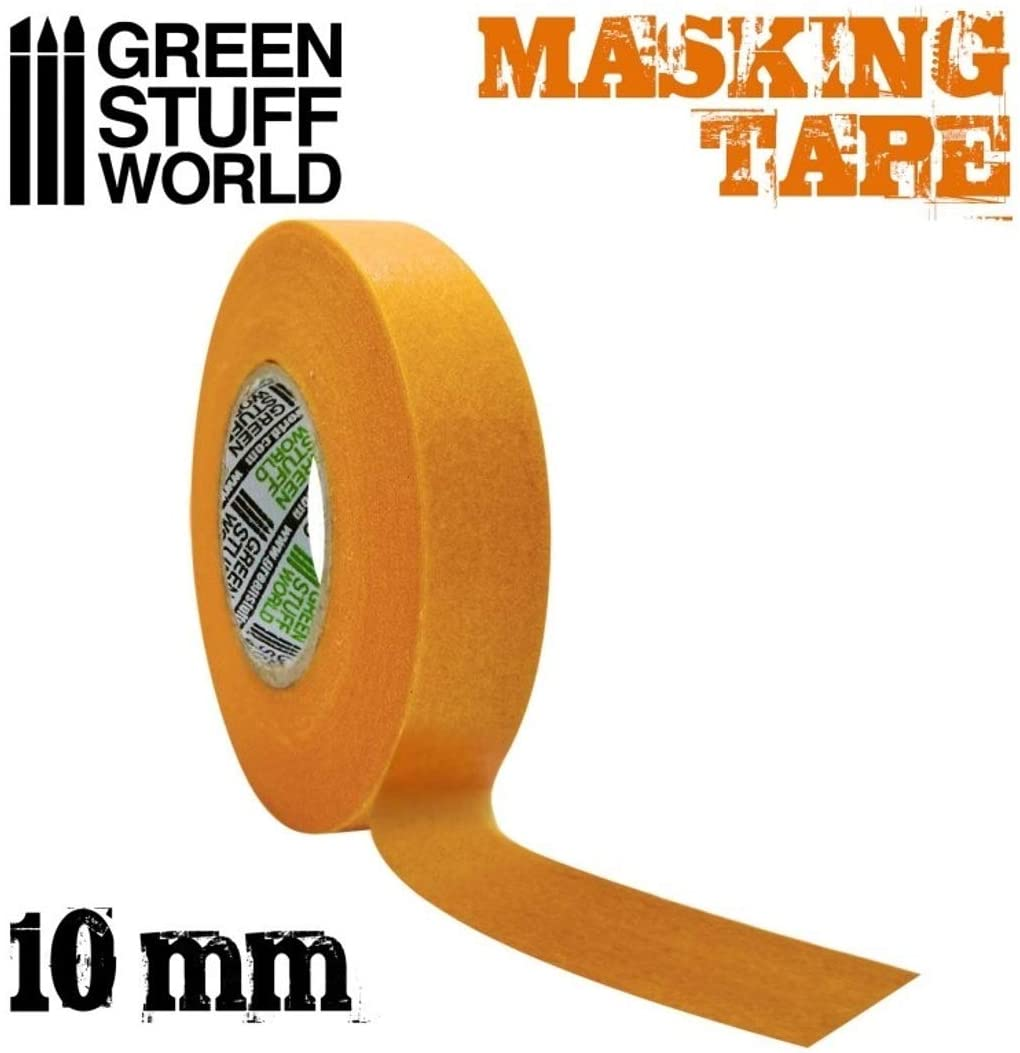Green stuff マスキングテープ 10mm幅