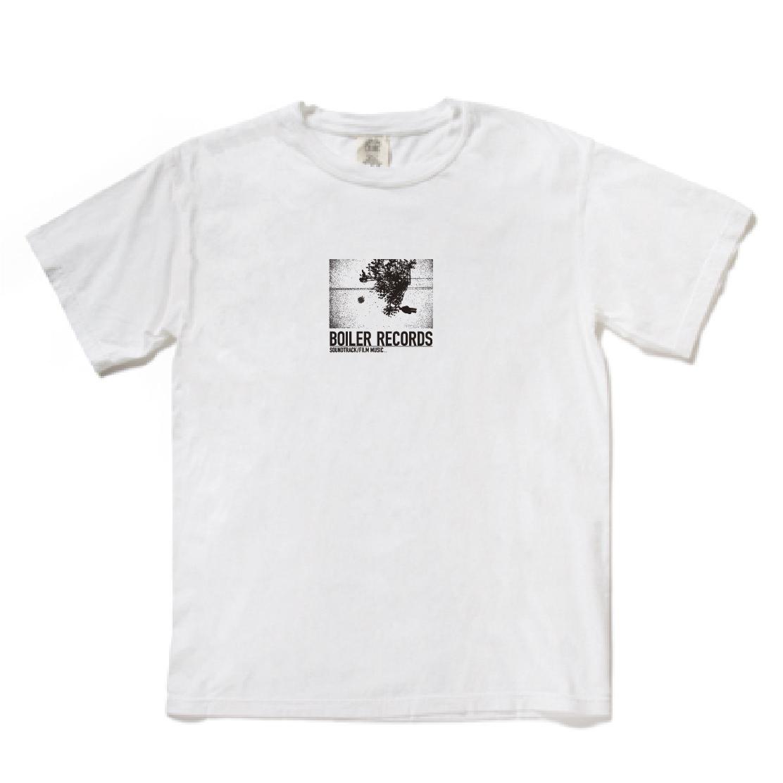 スリーピングマンTシャツ ホワイト