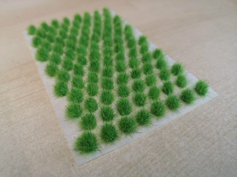 Spring Green 6mm - Standard Tufts x 98個