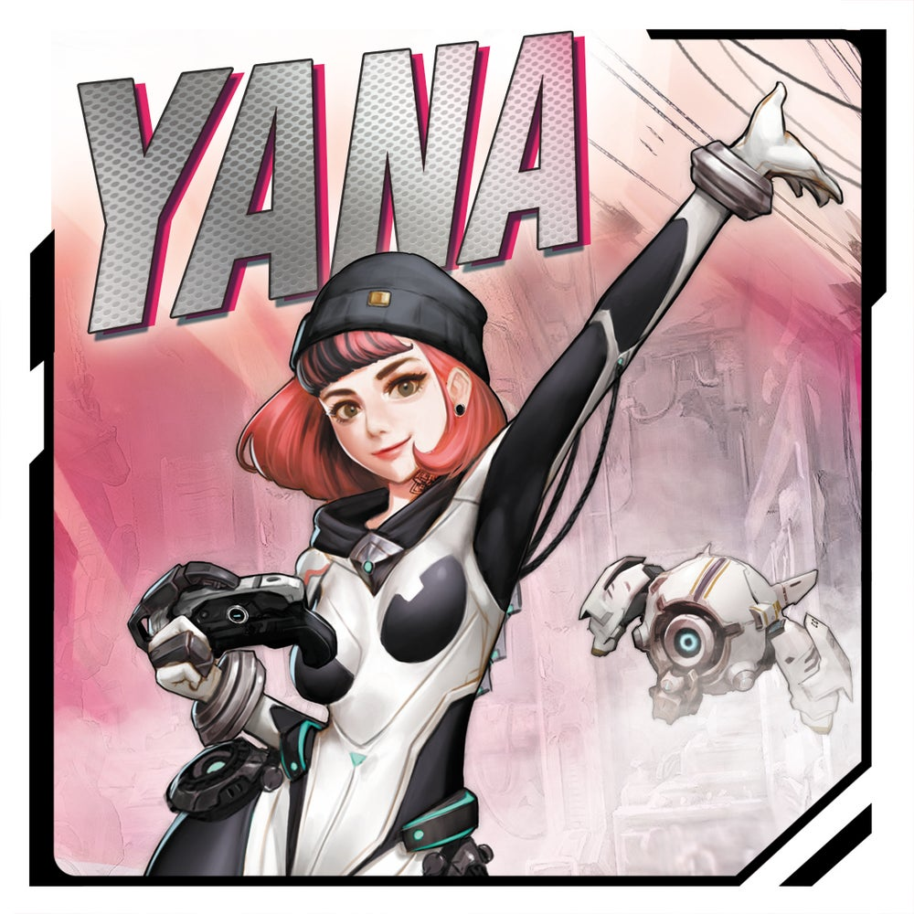 Yana Full figure version LIMITED 90 COPIES [NEKO GALAXY]
