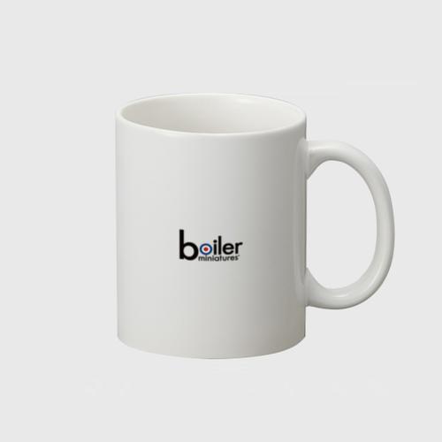 boiler miniatures オリジナル LOGO マグカップ