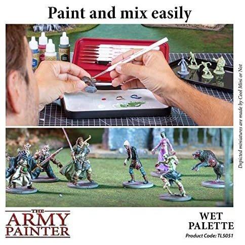 Army Painter ウェットパレット