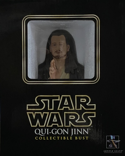 QUI-GON JINN COLLECTIBLE BUST[GENTLE GIANT]