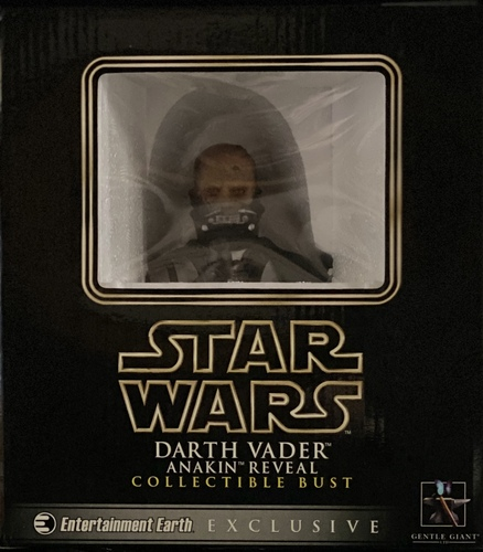 DARTH VADER ANAKIN REVEAL  COLLECTIBLE BUST[GENTLE GIANT]