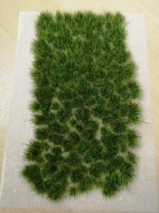 Summer Meadow 6mm - Wild Grass