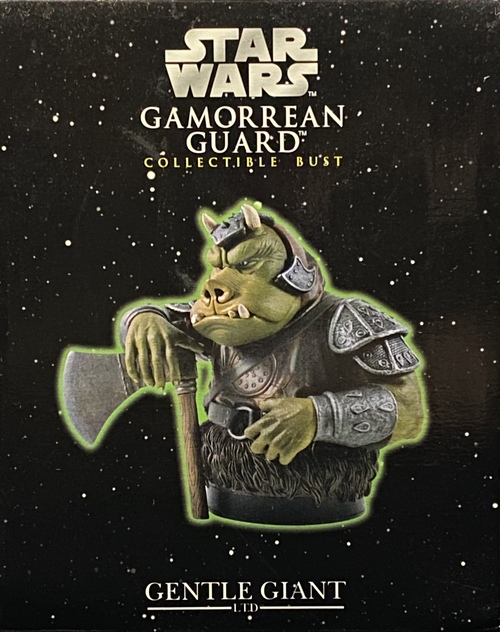 GAMORREAN GUARD COLLECTIBLE BUST[GENTLE GIANT]
