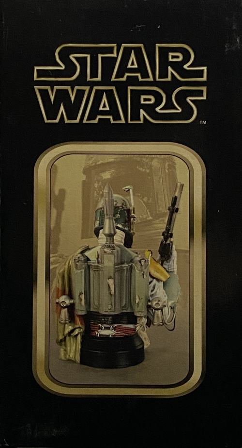 BOBA FETT COLLECTIBLE BUST[GENTLE GIANT]