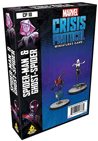 Marvel: Crisis Protocol - Spider-Man & Ghost-Spider Character Pack