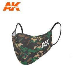 AK09158 フェイスマスク・クラシックカモ03