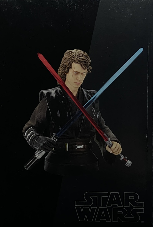 EP3 ANAKIN SKYWALKER COLLECTIBLE MINI BUST[GENTLE GIANT]