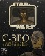 C-3PO GOLD-PLATED COLLECTIBLE BUST[GENTLE GIANT]