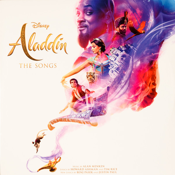 DISNEY'S ALADDIN THE SONGS