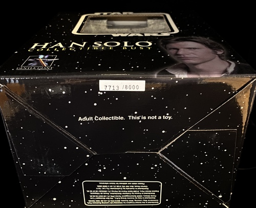 HANSOLO COLLECTIBLE BUST[GENTLE GIANT]