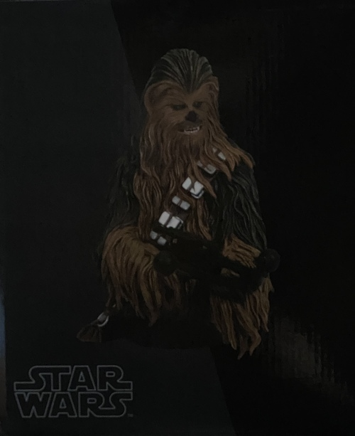 CHEWBACCA  COLLECTIBLE MINI BUST[GENTLE GIANT]