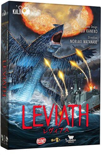 レヴィアス (Kaiju on the Earth) [ボードゲーム]