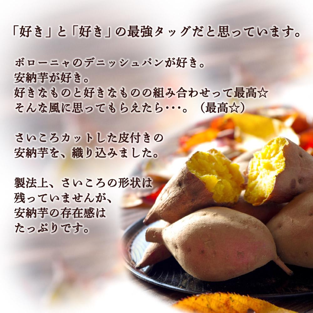 【webshop限定】 ボローニャ食べくらべセット《プレーンと贅沢安納芋》★送料込★