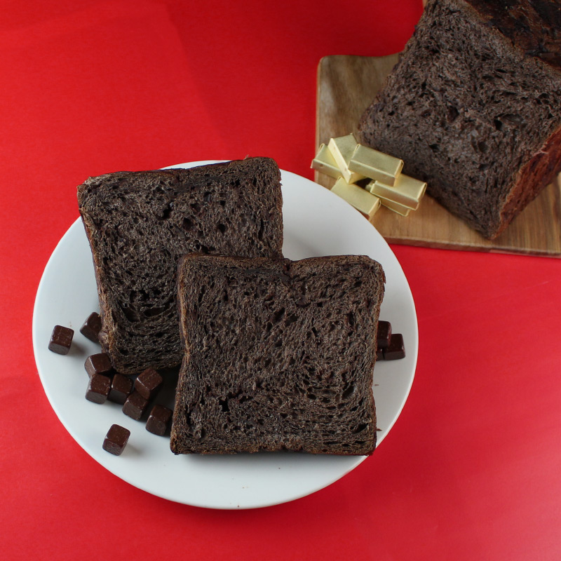 【webshop限定】 ボローニャデニッシュ食パン 贅沢ショコラ 1.5斤
