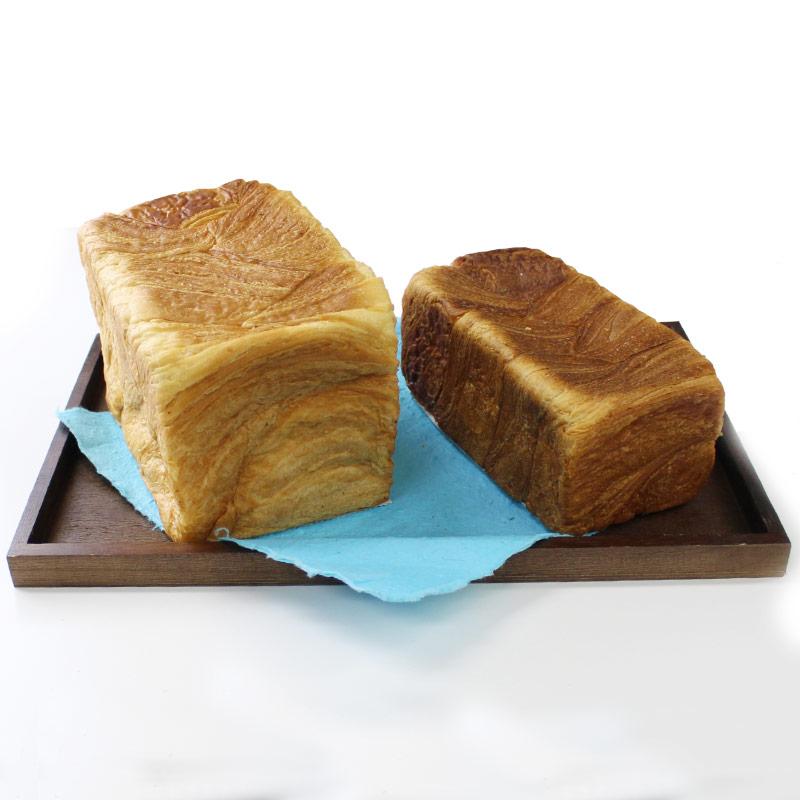 【webshop限定】 ボローニャ食べくらべセット《プレーン1.5斤と米粉デニッシュ1斤》★送料込★
