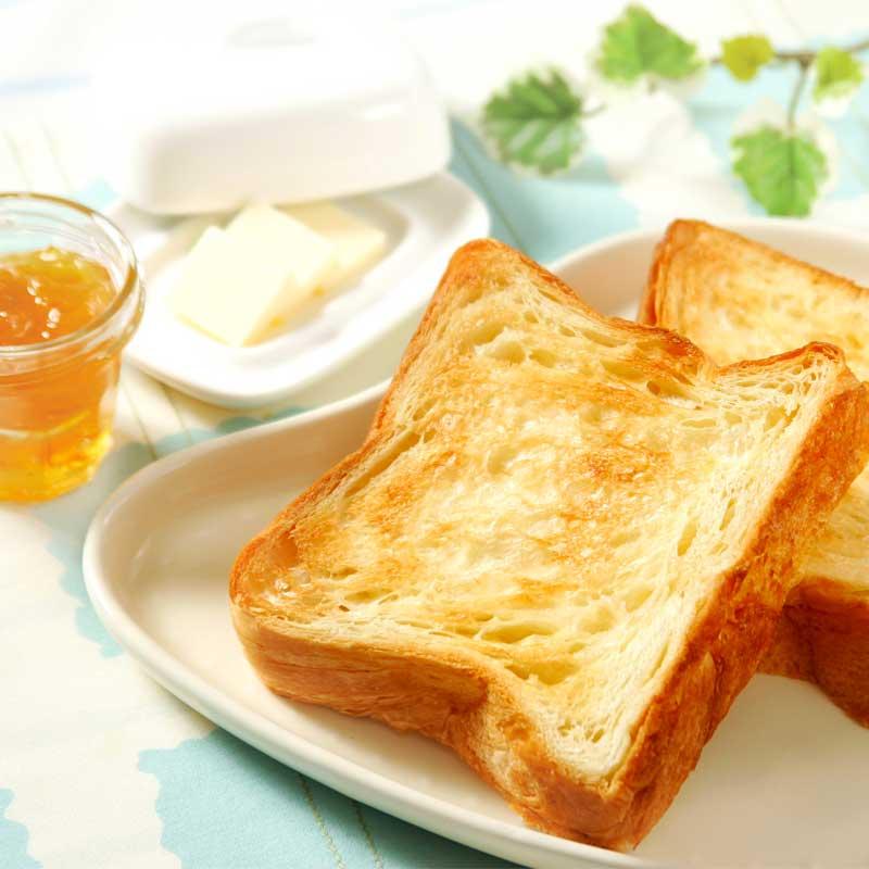 パン(3斤)&ジャム3種セット(ブルーベリー・ストロベリー・マーマレード)