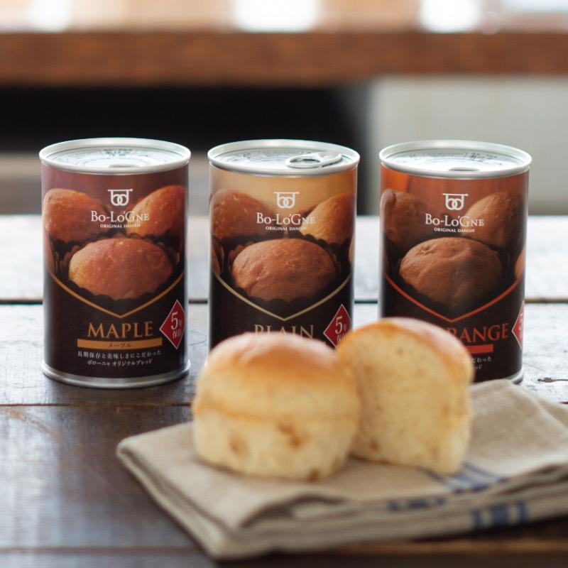 [賞味期限5年6ヶ月!]備蓄deボローニャ6缶セット 【缶製品】