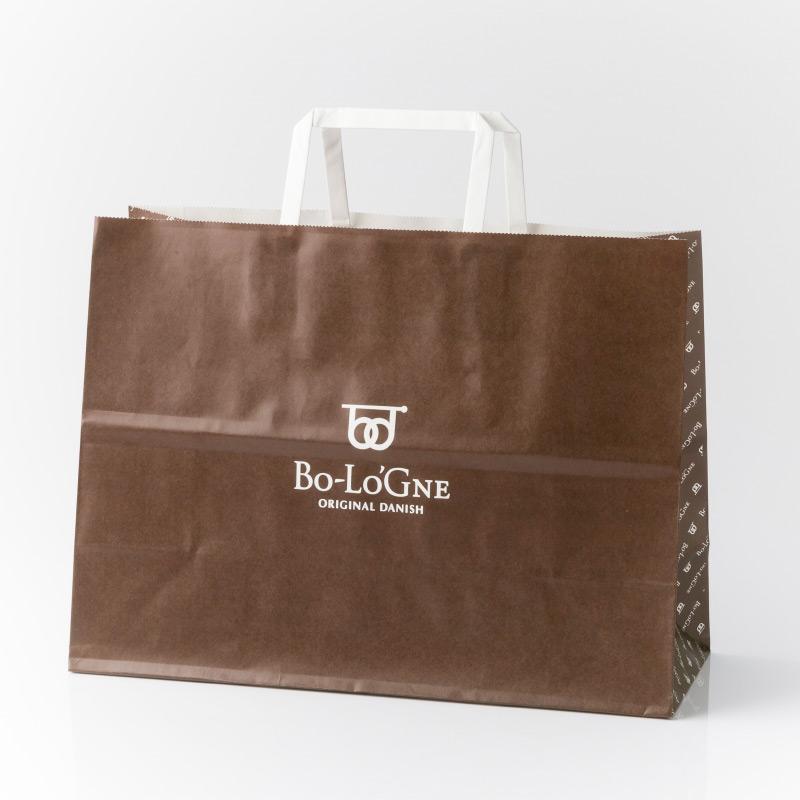 ボローニャ紙袋(中)