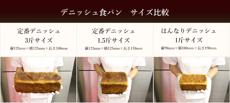 京都祇園ボロニヤ デニッシュ食パン プレーン 1.5斤