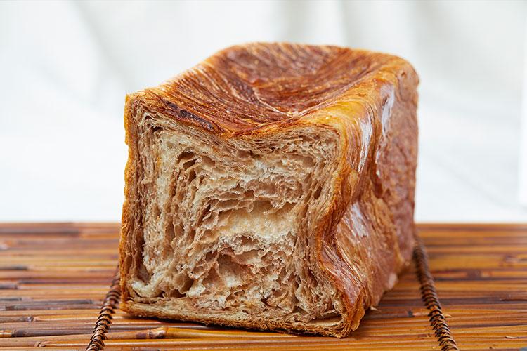 京都祇園ボロニヤ  デニッシュ食パン シナモン 3斤
