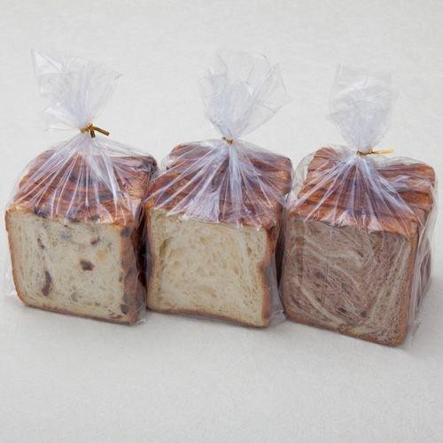 化粧箱入ギフト デニッシュ食パン 6種より選べる1斤スライス3個セット 【送料込み】