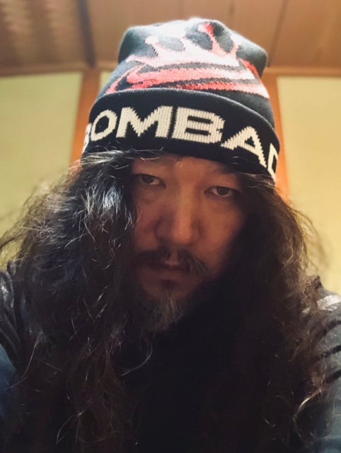 BOMBADA・ニットキャップ