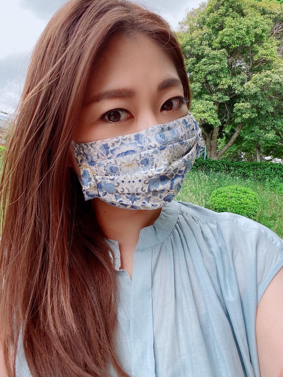コットン布 ファッションマスク �〜�