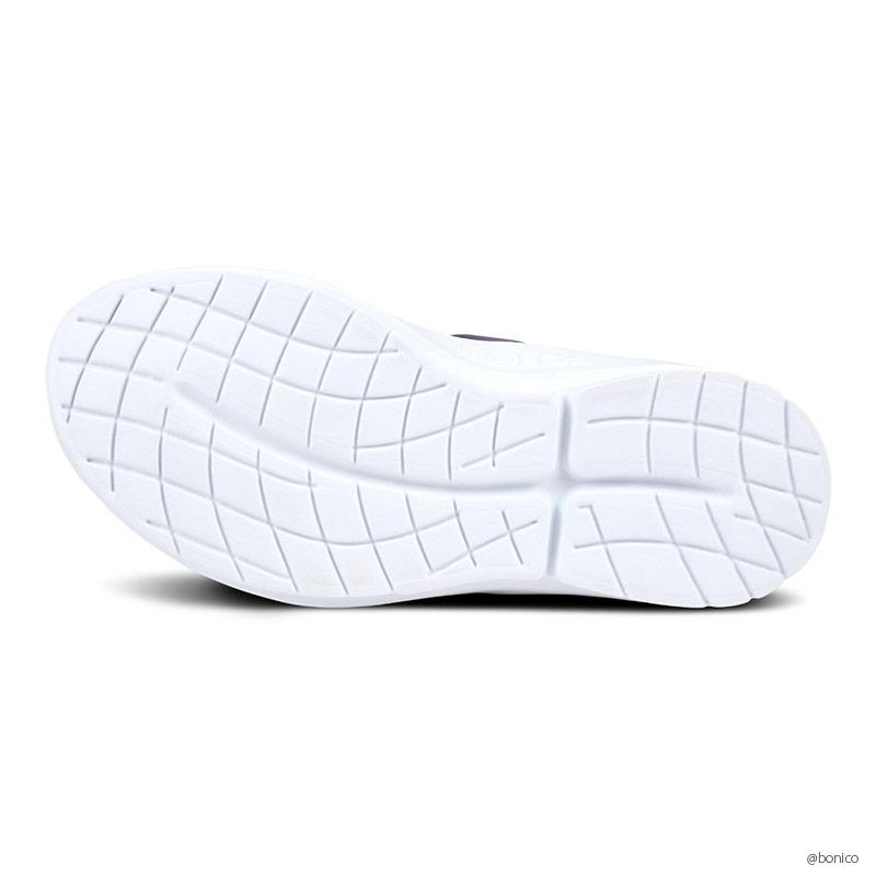 ウーフォス/OOFOS OOMG Fibre High White Sole(ウーエムジーファイバーハイ)リカバリーハイカットシューズ/スニーカー