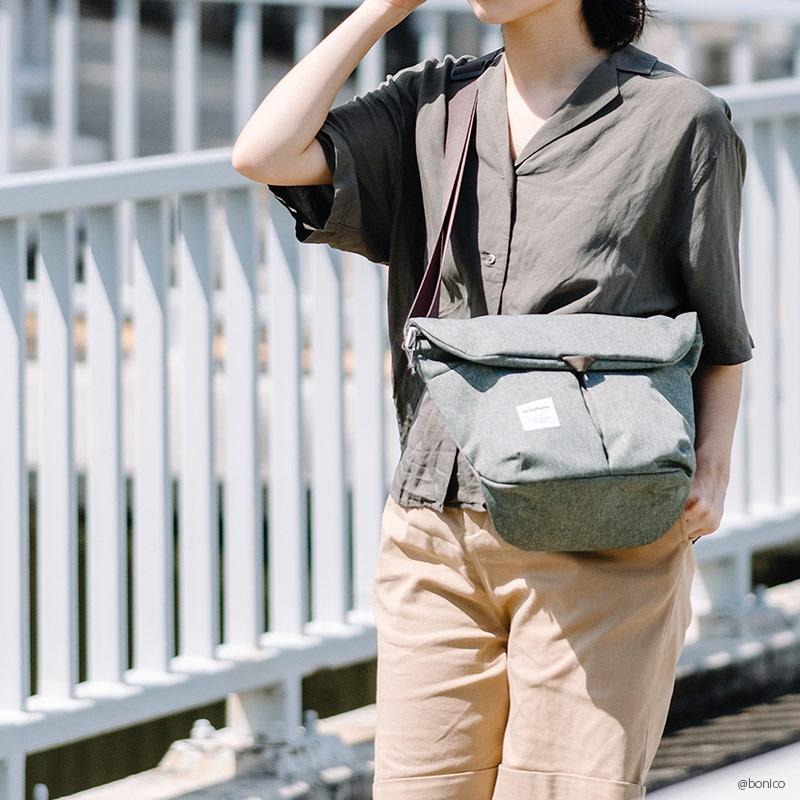 【50%OFF】ハロルル/Hellolulu KASEN(カセン)ショルダーバッグ【返品・交換不可】