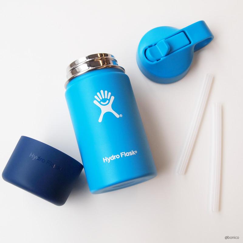 ハイドロフラスク/Hydro Flask 12 oz Wide Mouth KIDS ステンレスボトル(354ml)