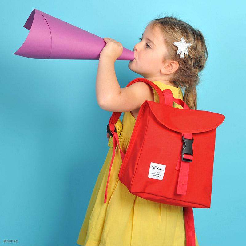 【50%OFF】ハロルル/Hellolulu NILE(ナイル)オールデイバックパック・リュック for KIDS【返品・交換不可】